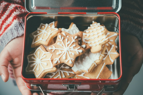 Ideas For Decorating Christmas Biscuits With Children