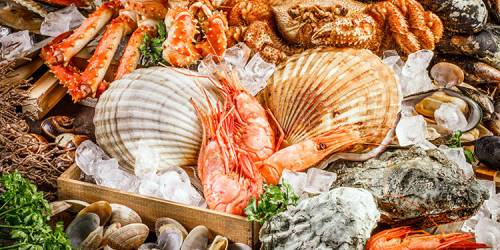 10 essential seafoods for Christmas