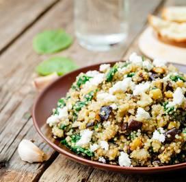 C mo cocinar quinoa entrenosotros consum for Cocinar quinoa negra