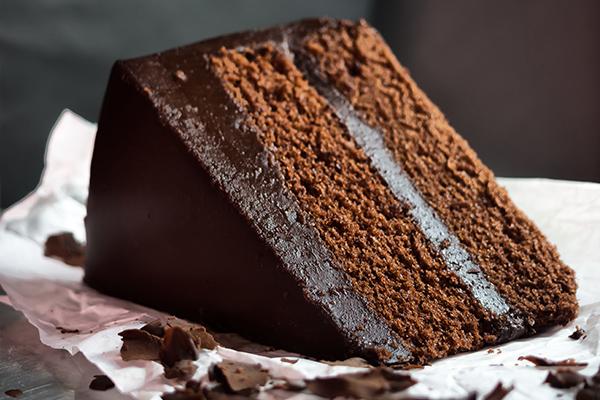 Торт «Соблазн» для тех, кто обожает шоколад - процесс готовки