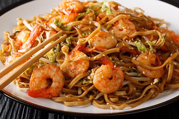 Noodles Descubre Esta Receta Oriental Entrenosotros Consum